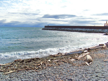 New Breakwater